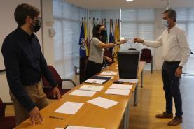 CCDR-LVT: maioria dos autarcas da Lourinhã vota em Teresa Almeida e Joaquim Sardinha