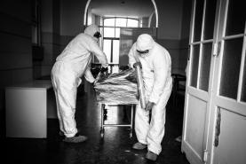 Covid-19: DGS pede ao Instituto de Medicina Legal soluções para aumentar refrigeração