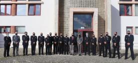 Tomada de posse do novo comandante operacional distrital de Lisboa da Protecção Civil
