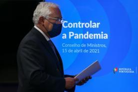 Covid-19: Generalidade do país avança para a próxima fase do desconfinamento decide Governo