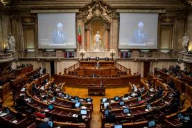 Covid-19: Parlamento aprova hoje renovação do Estado de Emergência até 16 de Março