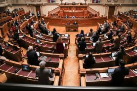 Covid-19: Parlamento autoriza renovação do Estado de Emergência até 31 de Março