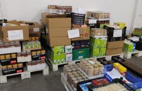 COVID-19: Banco Alimentar cria Rede de Emergência para população mais carenciada