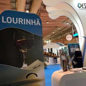 Bolsa de Turismo de Lisboa arrancou com presença da Lourinhã no espaço dedicado ao Oeste
