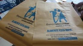Banco Alimentar do Oeste registou quebra nas doações na primeira campanha do ano