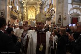 D. Américo Aguiar foi este domingo ordenado Bispo Auxiliar de Lisboa