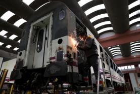 Concurso para novos comboios da CP vai privilegiar construção em Portugal