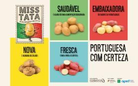 Porbatata: 'Miss Tata' estreia-se na Fruit Attraction em Madrid