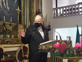 D. Manuel Clemente saúda quem está no combate à pandemia e lembra restrições no Natal