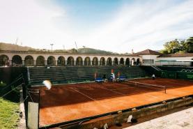 Gastão Elias e Tiago Cação com convites para o 'ATP Challenger 125 Oeiras Open' que arranca domingo