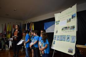 OesteCIM apresentou trabalhos dos jovens estudantes no âmbito do Projecto Oeste + Ciência