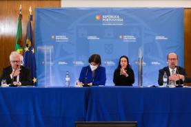 Incêndios: Governo aprova Programa Nacional de Acção do Plano de Gestão de Fogos Rurais