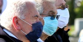 Covid-19: ECDC não sugere uso obrigatório de máscaras FFP2 nem proibição de comunitárias