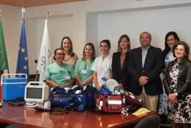 Município de Torres Vedras oferece equipamentos para a Unidade de Hospitalização Domiciliária do CHO
