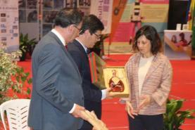 ExpoLourinhã foi inaugurada ao fim da tarde desta quarta-feira pelo secretário de Estado da Internacionalização, Eurico Brilhante Dias
