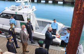 Peniche: Dia da Unidade de Controlo Costeiro da GNR assinalado com nova embarcação