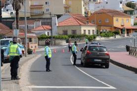 Covid-19: Proibido circular entre concelhos entre as 20h00 de hoje e as 5h00 de segunda-feira