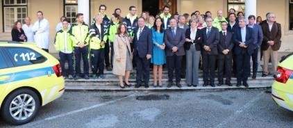 Novas viaturas VMER do INEM para o Oeste custaram 58 mil euros