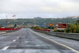 IP6 reaberto ao trânsito no concelho de Peniche após acidente que provocou duas vítimas mortais
