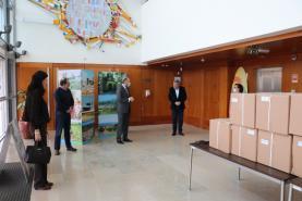 COVID-19: 'CETEMARES' em Peniche vai abrir centro de análises até final do mês