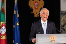 Covid-19: Presidente da República espera Estado de Emergência a caminhar para o fim e admite confinamentos locais