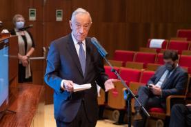 Covid-19: Presidente da República faz comunicação ao país esta sexta-feira