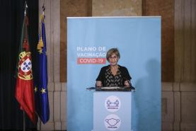 Covid-19: Vacinação em Portugal poderá começar no dia 27 anuncia ministra da Saúde
