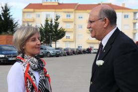 Ministra da Saúde admite necessidade de um novo hospital para o Oeste