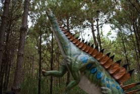 'Miragaia' é o modelo de dinossauro único no mundo que já pode ser visto no Dino Parque da Lourinhã