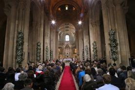 Seminarista do Vimeiro é ordenado diácono este domingo no Mosteiro dos Jerónimos