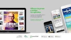 Bibliotecas Municipais do Oeste disponibilizam gratuitamente jornais e revistas 'online'