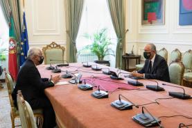 Covid-19: Primeiro-Ministro propõe ao Presidente da República novo Estado de Emergência