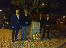 PSD/Oeste homenageou Sá Carneiro no aniversário do seu desaparecimento