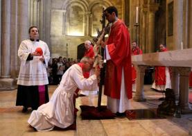 Homilia do Cardeal Patriarca de Lisboa na Celebração da Paixão do Senhor
