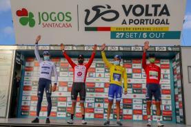 Oeste: este sábado há Volta a Portugal Edição Especial Jogos Santa Casa