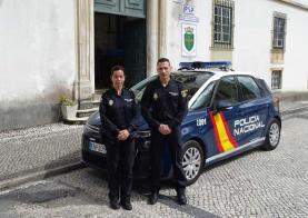 Polícias espanhóis e portugueses fazem patrulhas conjuntas no Oeste