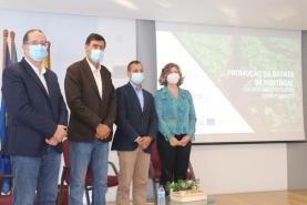 Porbatata anuncia na Lourinhã lançamento de marca colectiva e plano de promoção internacional