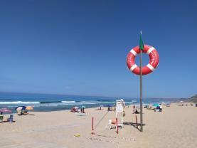 COVID-19: Comissão Europeia pede distância nas praias e limite de clientes em restaurantes