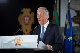 Covid-19: Presidente da República desaconselha desconfinamento antes da Páscoa