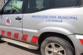 Protecção Civil alerta para risco de incêndios rurais devido a temperaturas altas e vento forte
