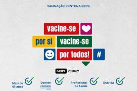 Gripe: Governo disponibiliza 10 mil doses de vacinas para farmacêuticos