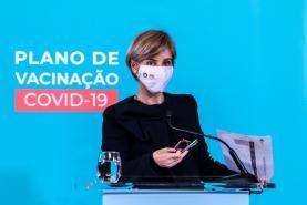 Covid-19: Portugal recebe mais 70.200 vacinas ainda este ano, anuncia ministra da Saúde