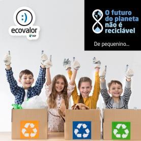 Sensibilização pública para problema dos resíduos urbanos em Semana Europeia
