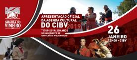 Agenda Cultural do Centro de Interpretação da Batalha do Vimeiro para 2019 apresentada este sábado