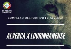 Campeonato de Portugal: Lourinhanense perdeu por 1-0 na deslocação ao campo do Alverca
