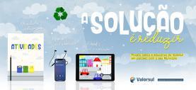 Valorsul oferece ao 1º ciclo campanha de sensibilização online