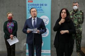 Covid-19: Portugal recomenda vacina da AstraZeneca para pessoas acima de 60 anos
