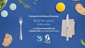 Banco Alimentar Contra a Fome: campanha nacional de recolha de alimentos tem início amanhã