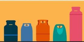 Covid-19: Gás de garrafa com preços regulados a partir de segunda-feira até ao final do mês
