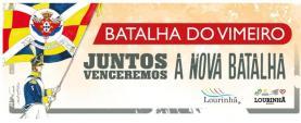Covid-19: Município da Lourinhã lança campanha 'Juntos Venceremos a nova Batalha'